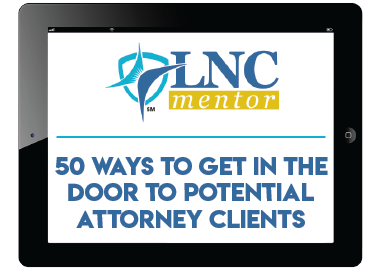 50 Ways Door Attorney Clients