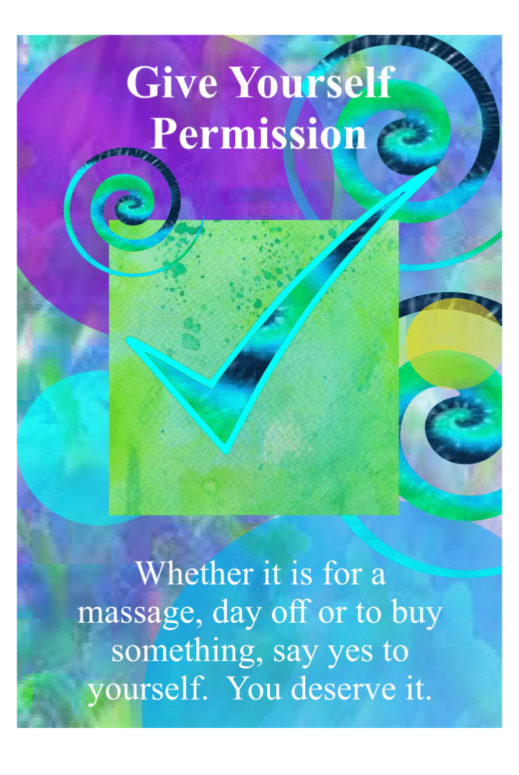 Empowered Nurse - Give Yourself Permission