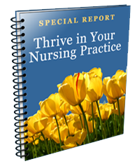 Thrive in Your Nursing Practice Book