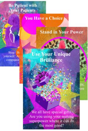 Empowered Nurse Cards